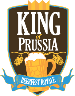 King of Prussia Beerfest Logo