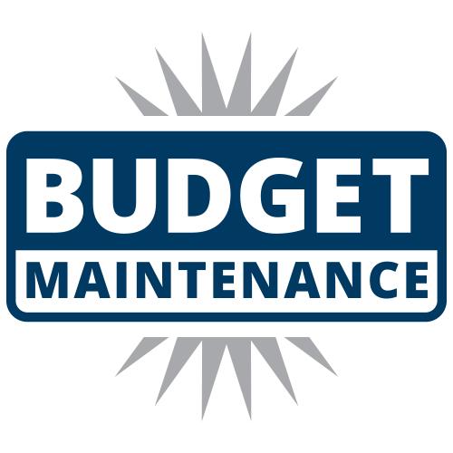 Budget Maintenance logo